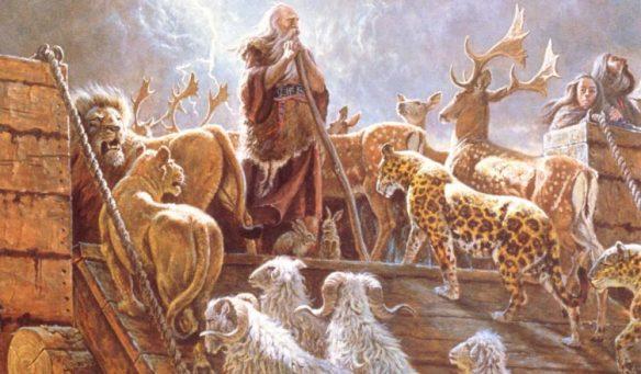 18-El Arca de Noe