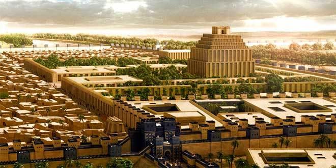 2-Ciudad de Babilonia