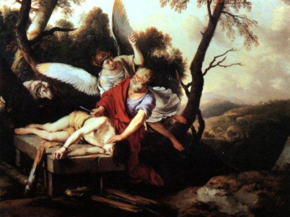 20-Abraham y el sacrificio de Issac