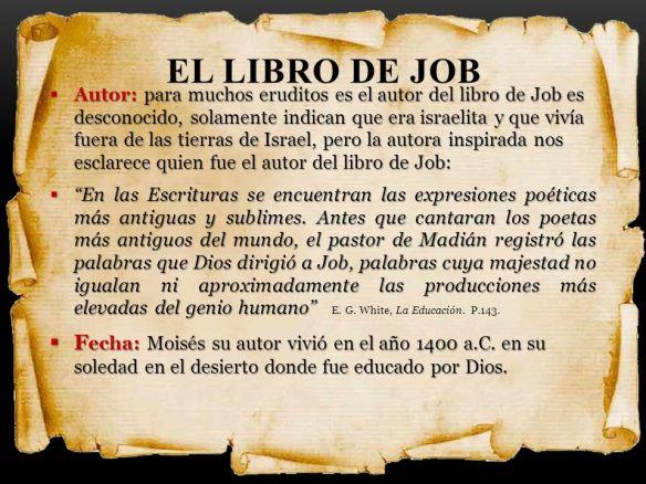 29-El libro de Job