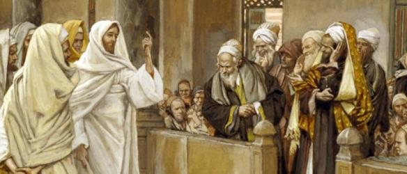 33-Los saduceos con Jesús