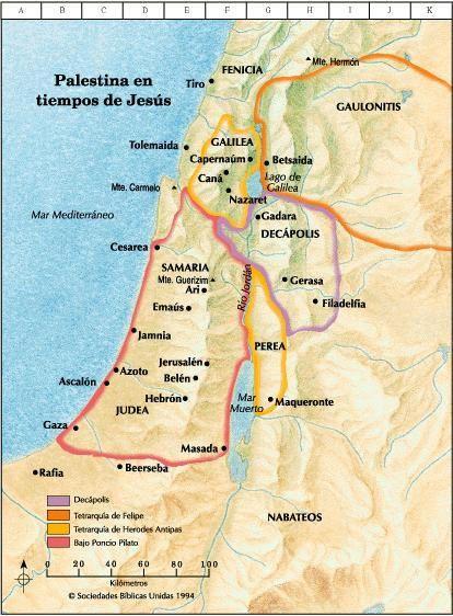 49-Galilea en tiempos de jesús