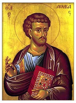 55-Lucas el evangelista