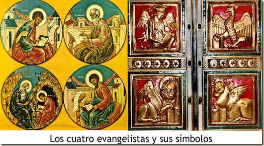 56-Los cuatro evangelistas