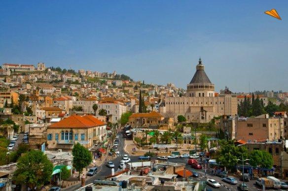 59-ciudad de Nazaret Jerusalem