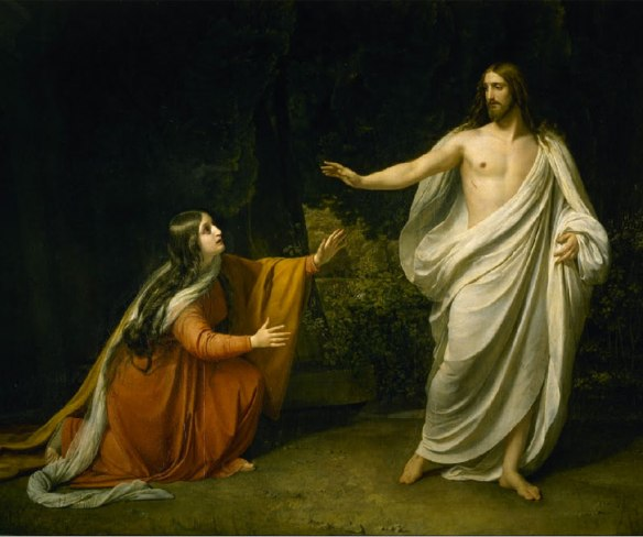 6-Jesús y María Magdalena