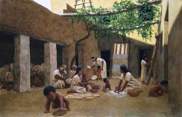 64-como se vivía en Nazaret