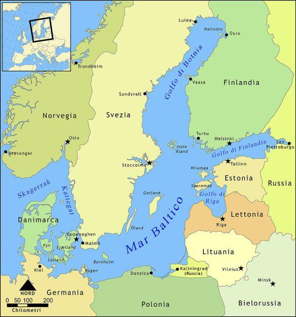 9a-Mar Báltico