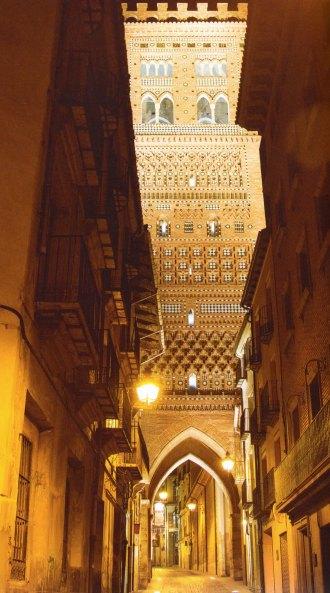 18- Torre mudéjar de San Martin en Teruel-metirta.online