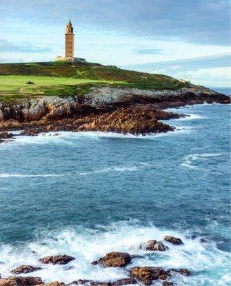 2- Faro de la Torre de Hércules-metirta.online