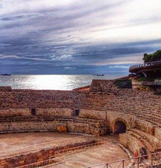 29-Anfiteatro romano de Tarraco, contaba con un aforo de 15000 espectadores-metirta.online