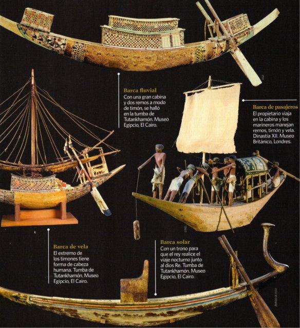 5-Navegando por el Nilo