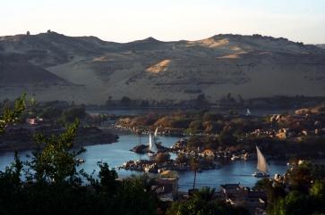 8-Cuando el Nilo inundaba Egipto