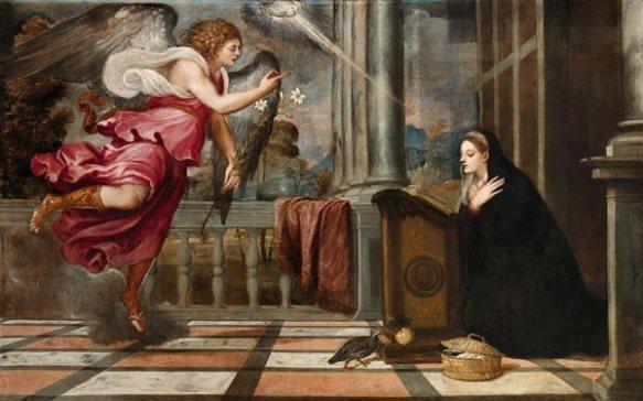 1-La Anunciación Tiziano-metirta.online