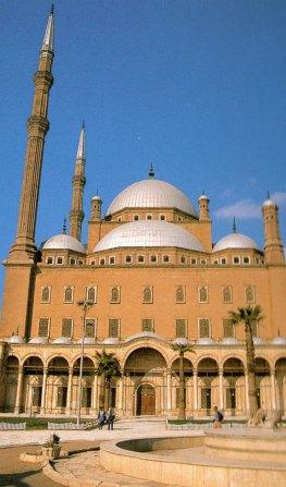 10-Mezquita de Mohamed Alí