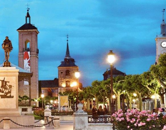 17-Plaza Cervantes,Alcalá de Henares