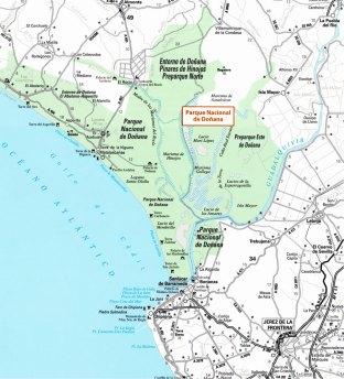 2-Mapa de situación de Doñana-metirta.online