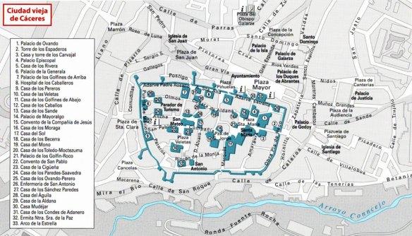23-Ciudad Vieja de Cáceres-metirta.online