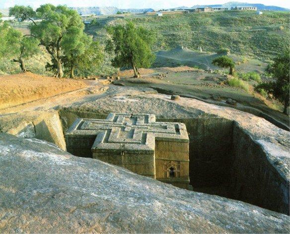 29-Templos rupestres de Lalibela