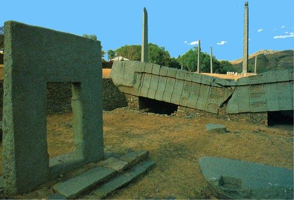 34-Influencia de los cristianos egipcios en Aksum