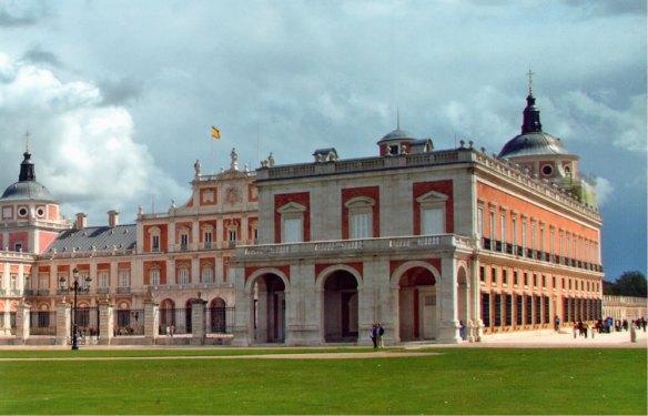 35-Palacio Real de Aranjuez, residencia campestre de los reyes españoles-metirta.online