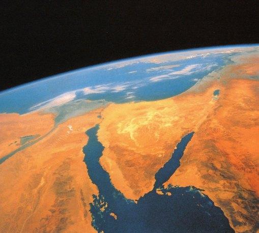 5-Egipto y la península Arábica