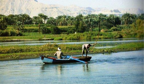 6-Pescadores del Nilo