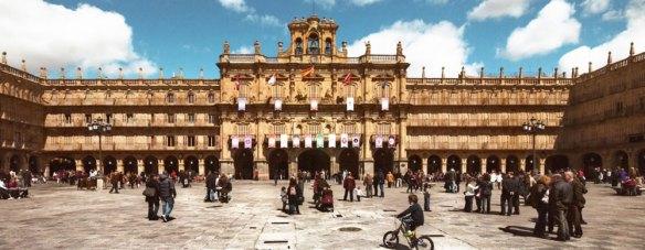 6-Plaza Mayor de Salamanca