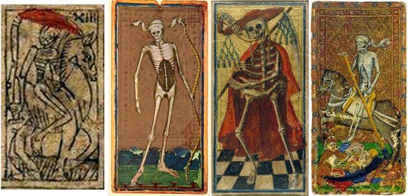 tarot-death-cards