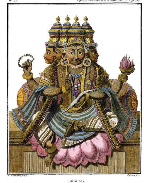 31-Brahma el dios creador-metirta.online
