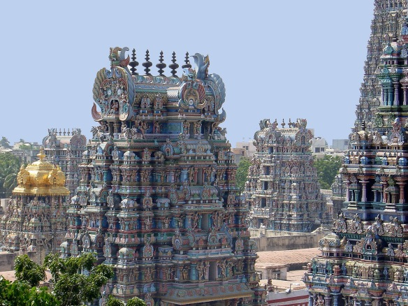 INDIA-SUR-Madurai