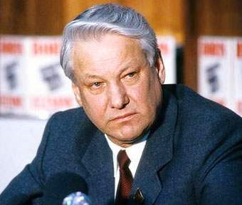 1-Boris yeltsin