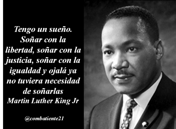 1-Martin Luther King