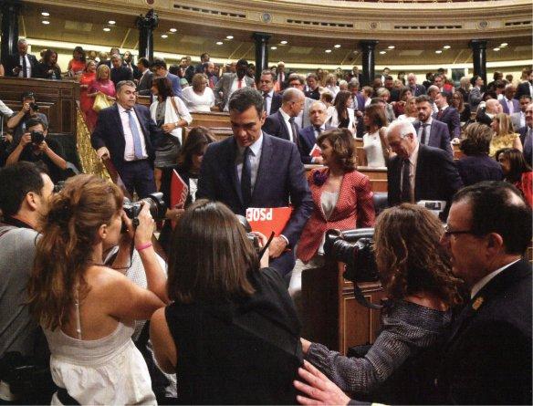 1-Presidente del Gobierno en funciones de España 2019 Pedro Sánchez-metirta.online