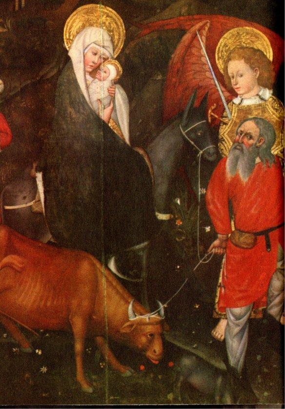 1-Retablo de Verdú.Jaume Ferrer II. S.XV.metirta.online
