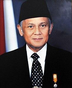 7-Presidente Jusuf Habibie