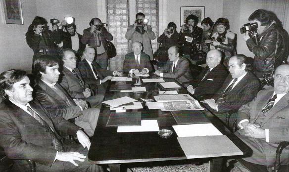 reunion-comision-negociadora-de-la-oposicion-4-enero-1977-metir