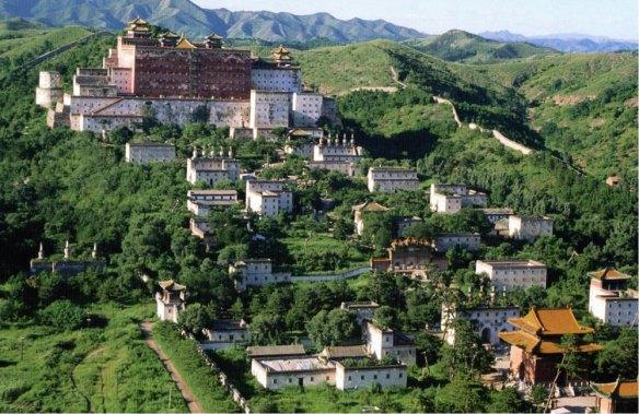 15-Monasterio de Chengde de 33.000 m cuadrados de superficie.metirta.online