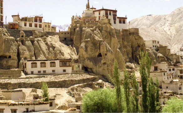 39-Monasterio Thiksey de la orden Gelugpa.metirta.online