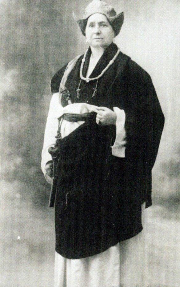 42-Alexandra David-Neel (1930)1ª mujer blanca en el Tibet.metirta.online