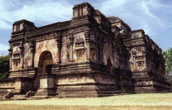 7-Templo budista en Sri Lanka.metirta.online