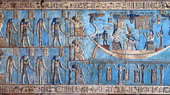 1-Dinastías del Antiguo Egipto