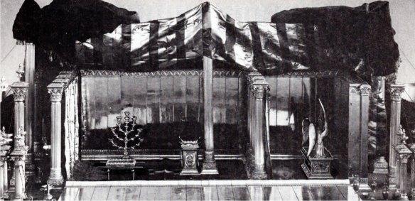1-Santuario construido por Moisés.metirta.online