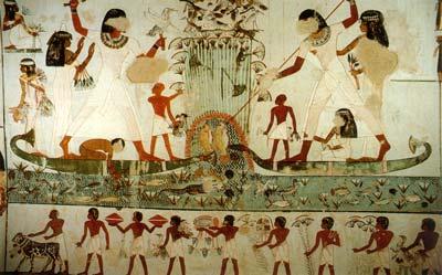 12-Las crecidas del Nilo
