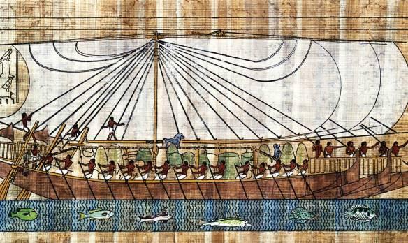 13-El Náufrago del Antiguo Egipto