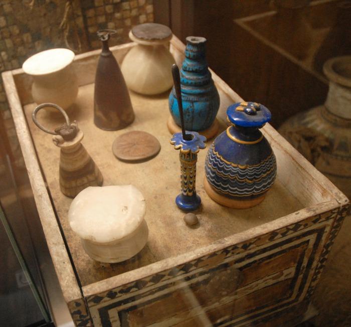 15-Perfumes en el Antiguo Egipto