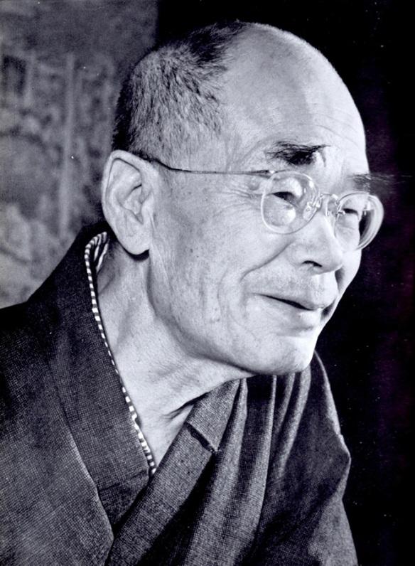 3-Daisetsu Teitaro Suzuki. maestro Zen-metirta.online