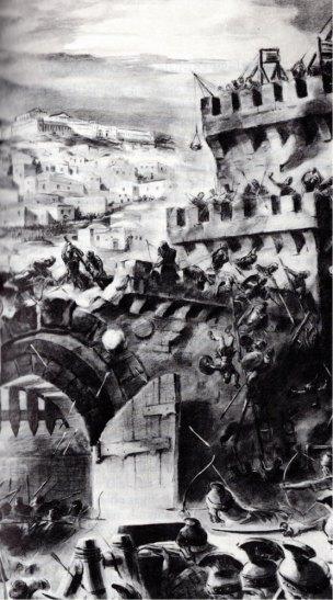 3-Destrucción de Jerusalen por los romanos año 70 de nuestra era.metirta.online
