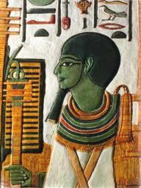 6-Dios egipcio Ptah de Menfis