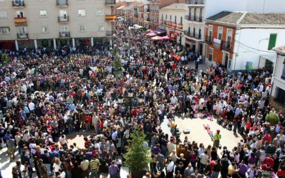 ciudad real-semana santa calzada de claltrava